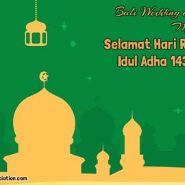 Selamat Hari Raya Idul Adha 1438 H